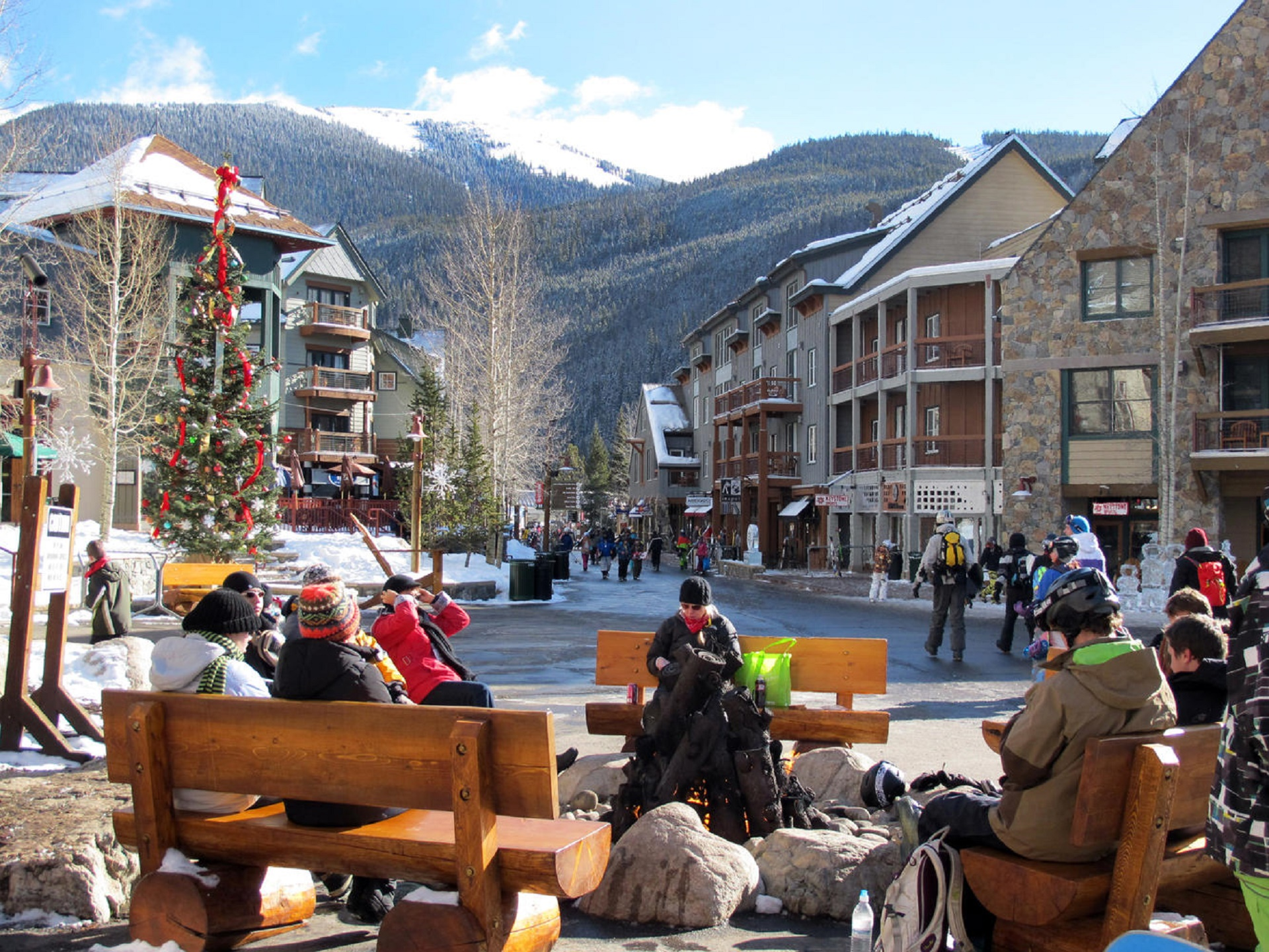 Keystone Colorado Condo Rental Seymour Lodging