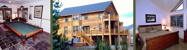 Lodging keystone colorado seymour lodging for Cabins in keystone co