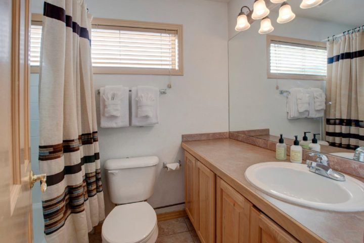 Unit 190: Hall bath for Bedrooms 2 & 3