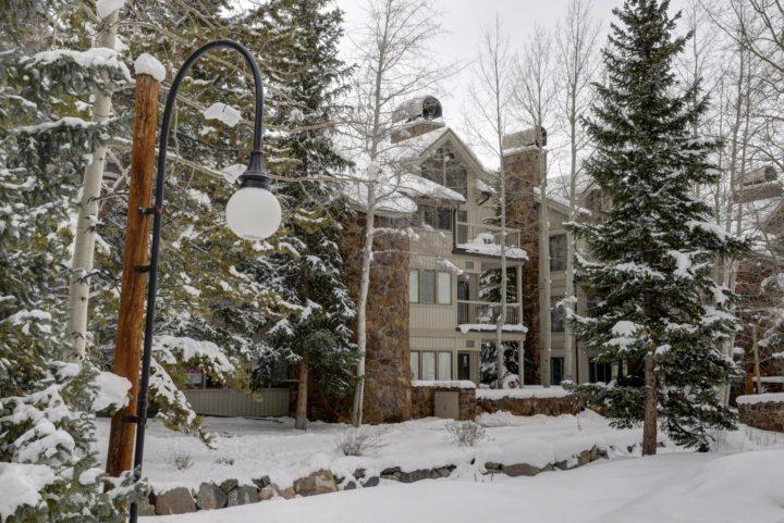 Chateau D'Mont, Keystone Ski Area