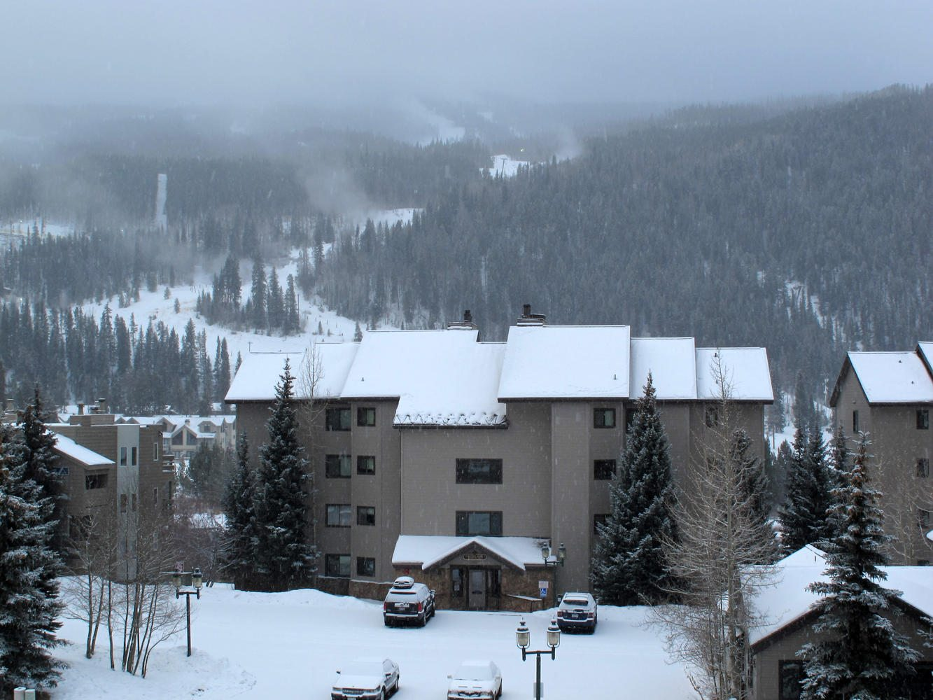Cinnamon Ridge, Keystone Ski Area