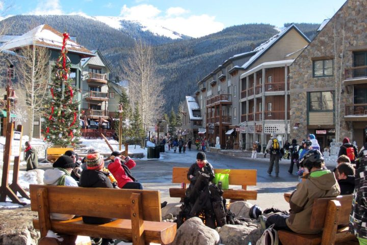 Liftside Condominiums, Keystone Ski Area