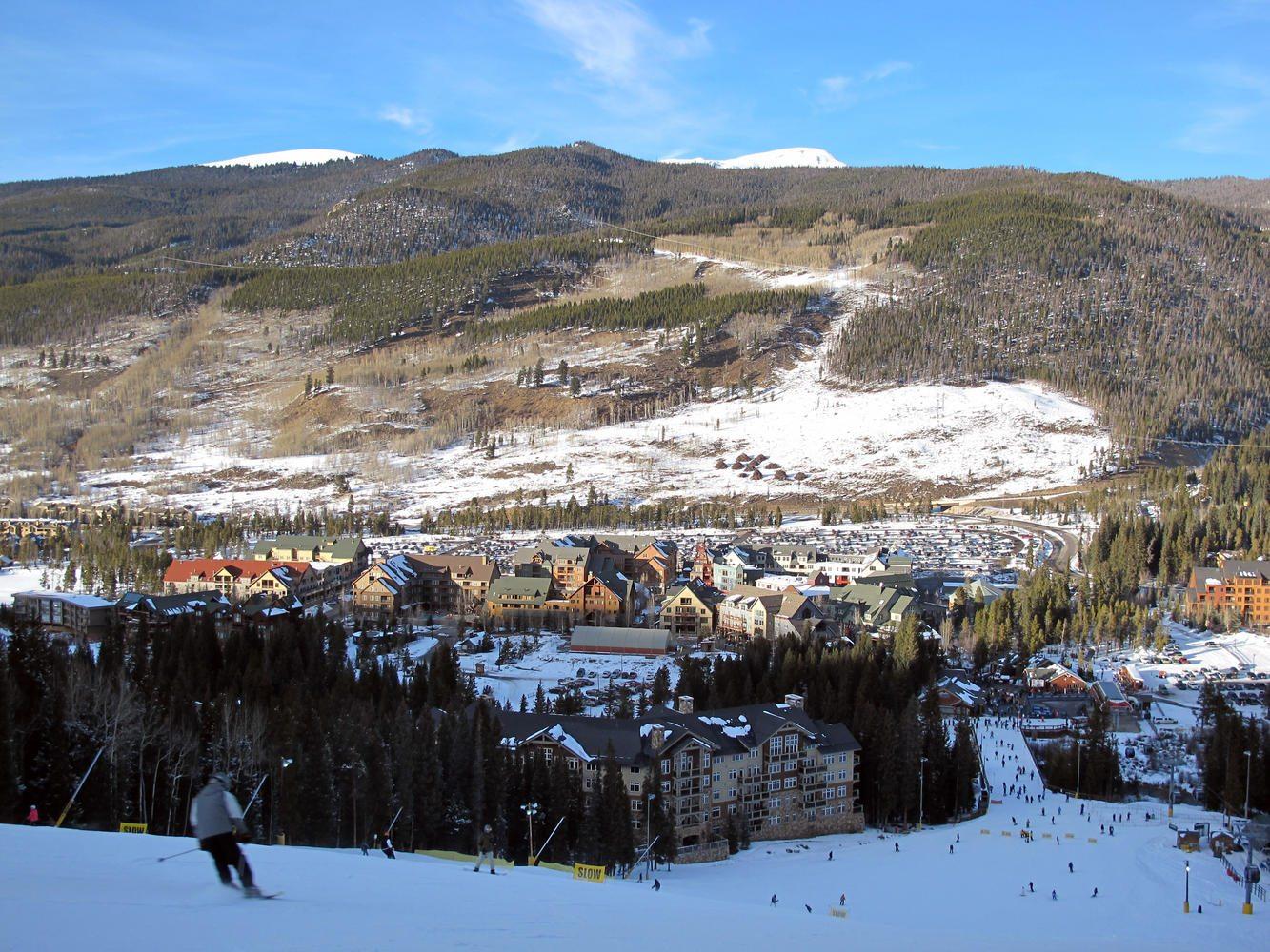 keystone ski in ski out | condos | seymour lodging