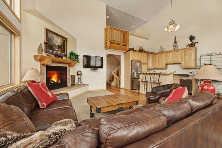 The Retreat - 8BR/6 Bath property in the Keystone Ski Area.