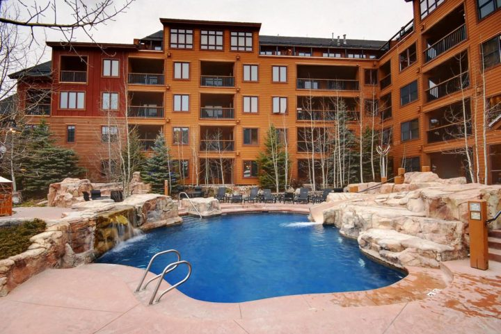 The Springs - River Run Village in the Keystone Ski Area