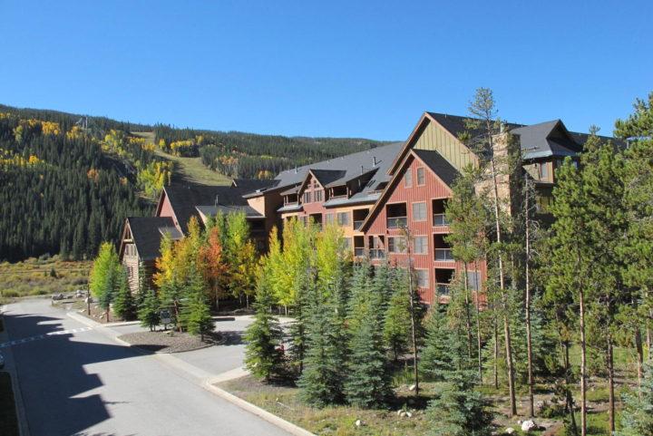 The Springs - River Run Village in the Keystone Ski Area