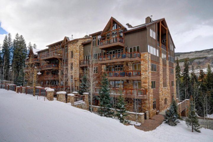 The Timbers - Keystone ski in ski out condos.