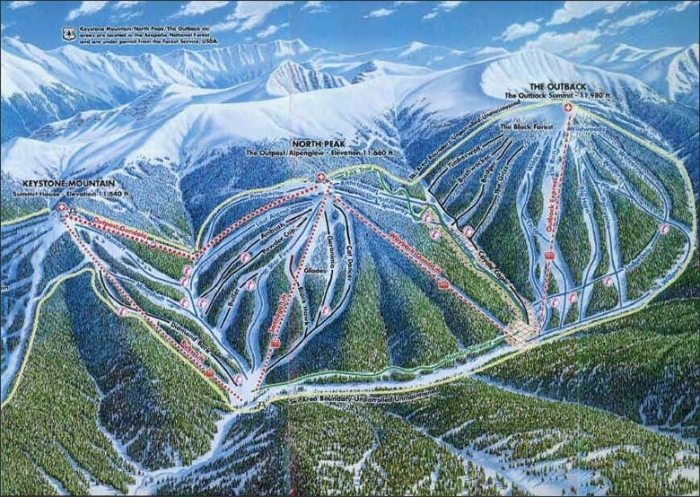Keystone Lodging Map | Seymour Lodging on map of enclave apartments, map of beaver creek properties, map of colorado properties, map of snowmass properties,