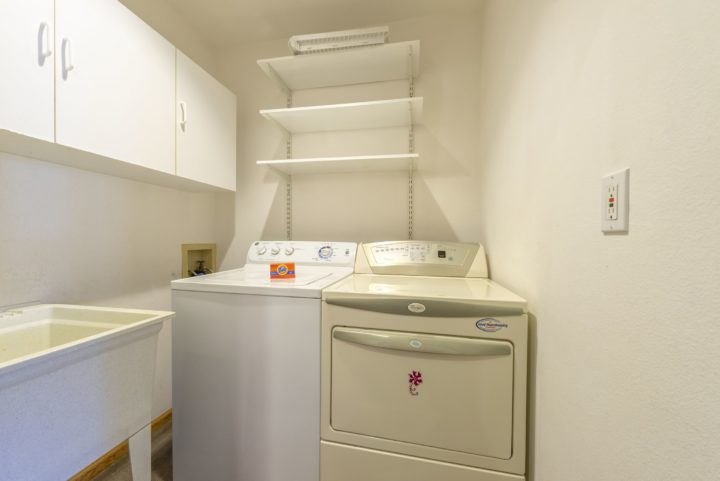 65 Snowberry Way laundry room