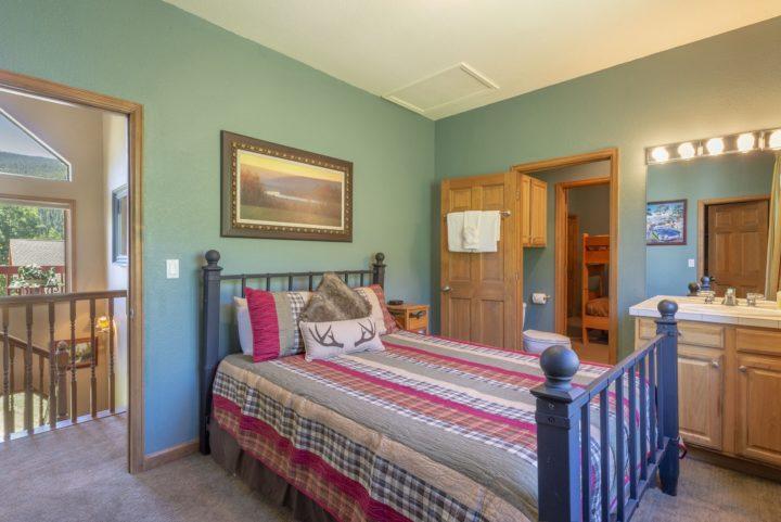 Bedroom 2 near living room