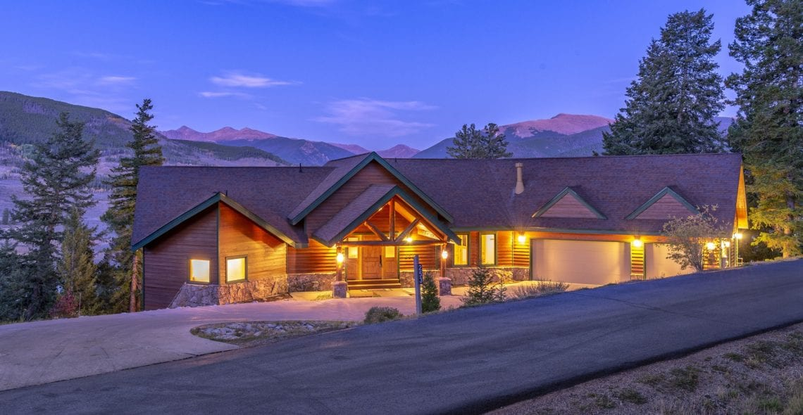253 High Meadow Drive (front view). 3-car garage; driveway parking for 3 more.