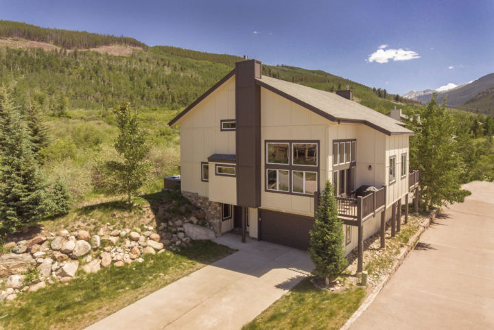 A private home is the only building where a group can park MULTIPLE cars in the ski area.
