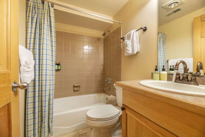 Bath 2 (private to Bedroom 2)